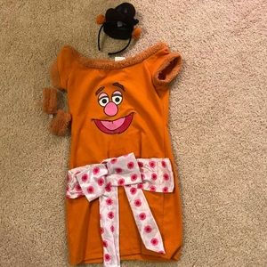 Muppets Fozzie Bear Costume ladies xxs